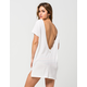 BILLABONG Head Rush T-Shirt Coverup Dress