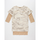 CIVIL Sand Camo Twofer Mens Pocket Tee