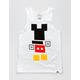 NEFF Disney Collection Mickey Blocks Mens Tank