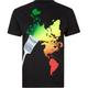 ELDON Earth Splat Mens T-Shirt