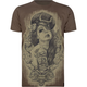 VIVEROS Captain Howdy Mens T-Shirt