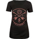 BILLABONG Crossing Womens Tee
