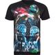 ELDON Space E Mens T-Shirt