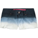 TINSELTOWN Dip Dye Womens Denim Shorts