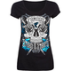 FAMOUS Stars & Straps Sweet Rose Womens Tee