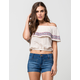 BILLABONG Desert Sol Womens Top
