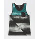 FOX Speedfader Mens Pocket Tank