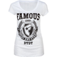 FAMOUS Stars & Straps Division Womens Tee