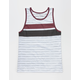 SHOUTHOUSE Twitch Hi Lo Mens Tank