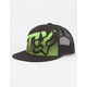 FOX Static Boys Trucker Hat