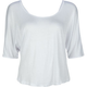 ROOMMATES Knot Back Womens Top