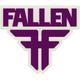 FALLEN Insigna Sticker
