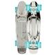 SUNSET SKATEBOARDS Chrome Skateboard- AS IS