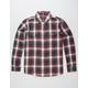 MATIX Rivington Mens Flannel Shirt