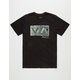 RVCA Balance Texture Mens T-Shirt