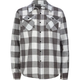 BLUE CROWN Rough Trade Boys Flannel Shirt