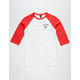 VOLCOM Pierce Boys Baseball Tee