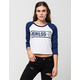 YOUNG & RECKLESS Within Range Womens Raglan Tee