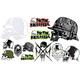 METAL MULISHA 12 Piece Sticker Pack