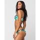 BILLABONG Fancy Floral Tropic Reversible Bikini Bottoms