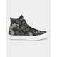 CONVERSE Chuck Taylor All Star II Reflective Camo Mens Shoes