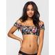 LIRA San Marcos Crop Bikini Top