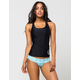 VOLCOM Tankini Womens Rash Guard