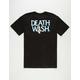 DEATHWISH Crooked J Mens T-Shirt