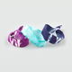 FULL TILT 3 Piece Tie Dye Hairbands