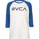 RVCA Big RVCA Boys Baseball Tee