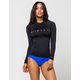 RIP CURL Dawn Womens Rash Guard