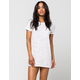 RVCA Burner T-Shirt Dress