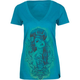 VIVEROS Captain Howdy Womens Tee