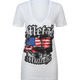 METAL MULISHA Allegiance Womens Tee