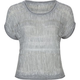 FULL TILT Womens Hi Low Crop Sweater
