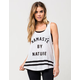 HURLEY Namaste By Nature Womens Tank
