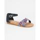 TOMS Correa Girls Sandals