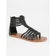 WILD DIVA Clover Womens Sandals