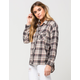 VOLCOM Oldie But Goodie Womens Flannel Shirt