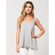 LIRA Strappy Womens Tank
