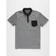 RETROFIT End On End Mens Polo Shirt