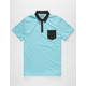 RETROFIT End On End Mens Polo Shirt