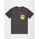 VOLCOM Transition Mens Pocket Tee