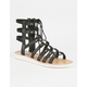 STEVE MADDEN Maybin Womens Lace Up Sandals