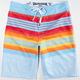 LOST Ista Stripe Mens Boardshorts