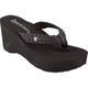 COBIAN Braid Womens Sandals