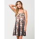 ANGIE Twin Print Dress