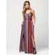 LOTTIE & HOLLY Scarf Maxi Dress