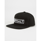 ASPHALT YACHT CLUB Logo Boys Snapback Hat