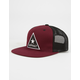 ASPHALT YACHT CLUB Triangle Boys Trucker Hat